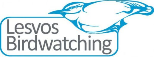 Lesvos Birdwatching logo