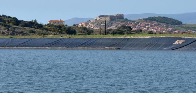 Birdwatching;Lesvos;Molivos reservoir